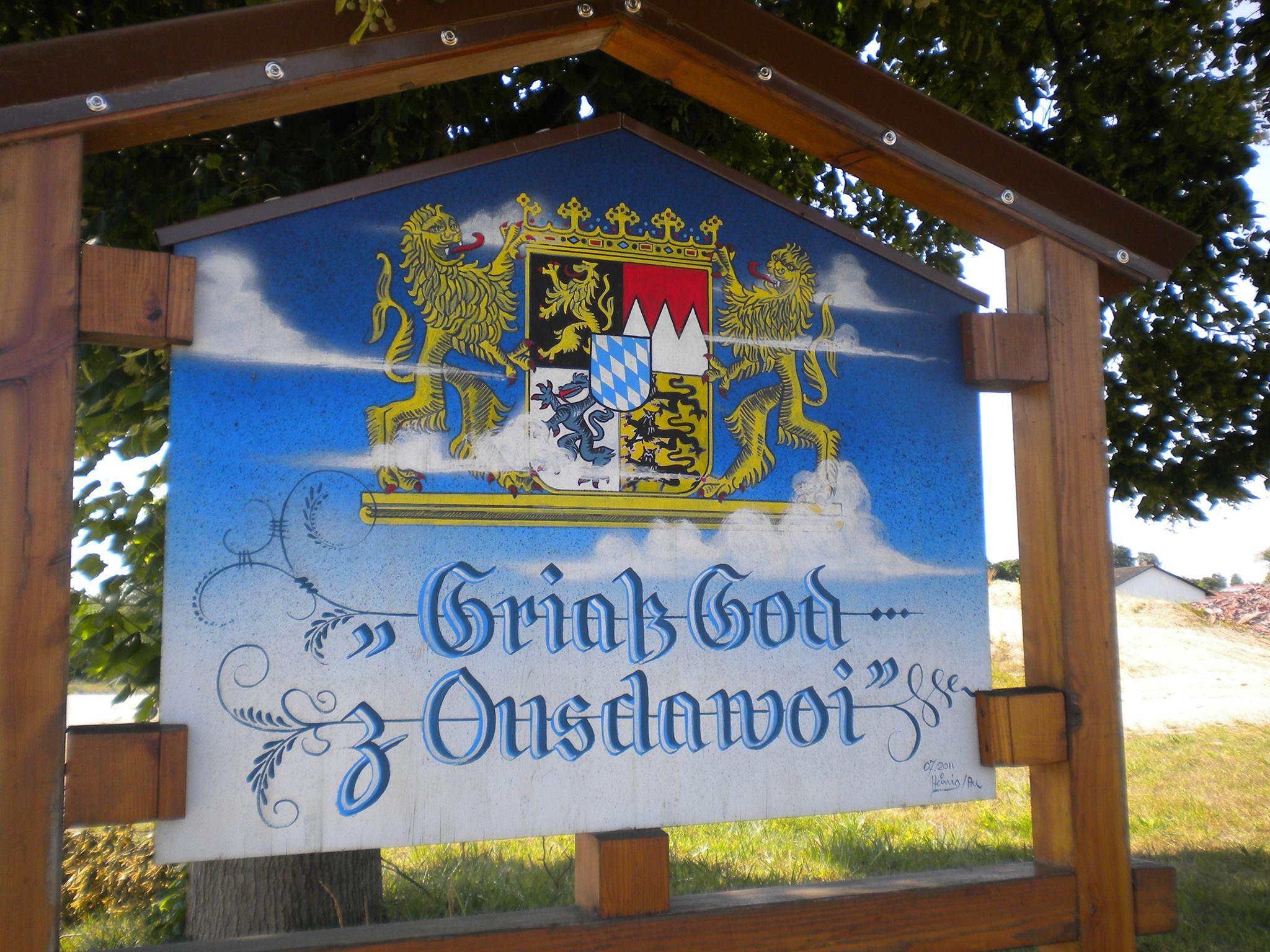 Grüß Gott Osterwaal