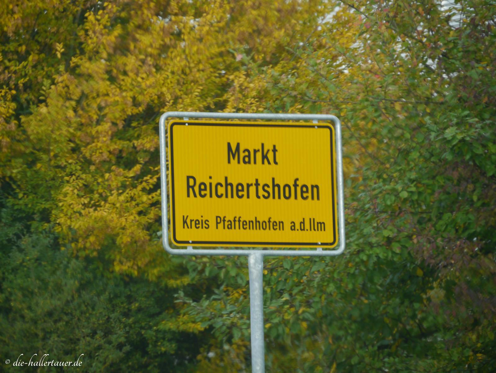 Hallertauer Geschichten: Reichertshofen