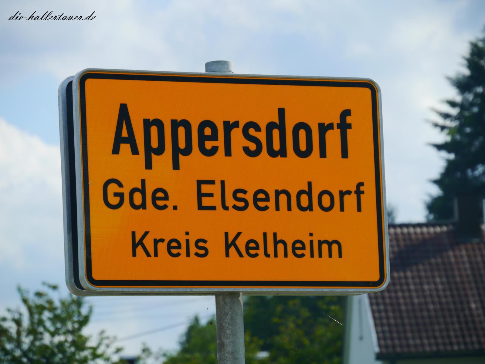 Hallertauer Geschichten Appersdorf