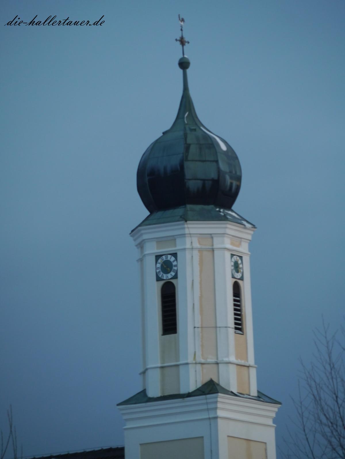 Kirchturmfrage