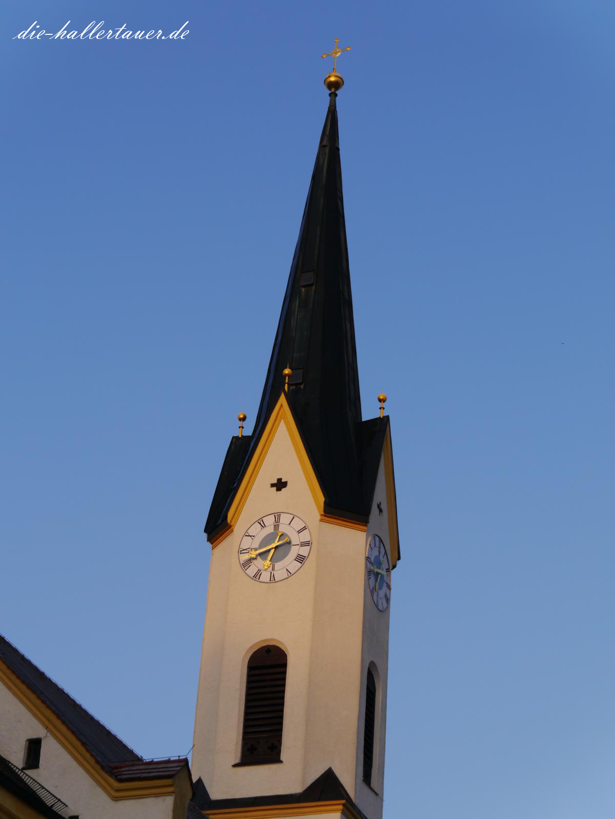 Kirche Hallertau