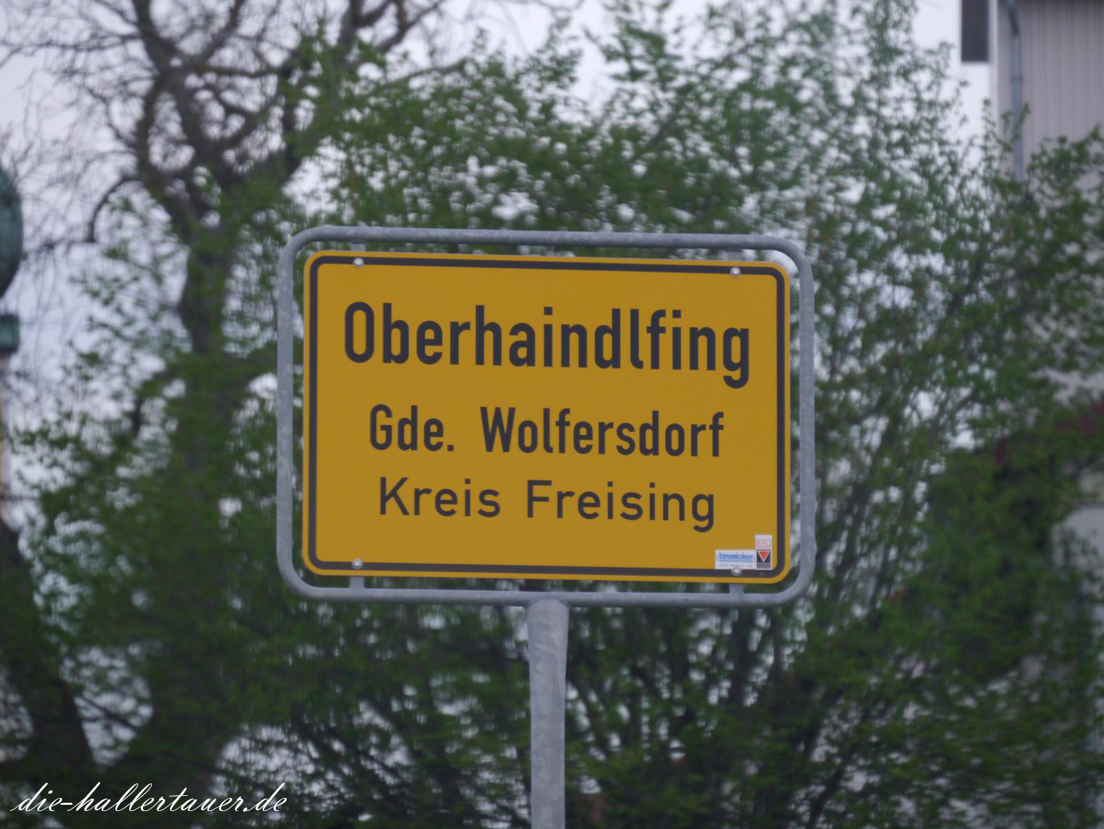 Hallertauer Geschichten Oberhaindlfing