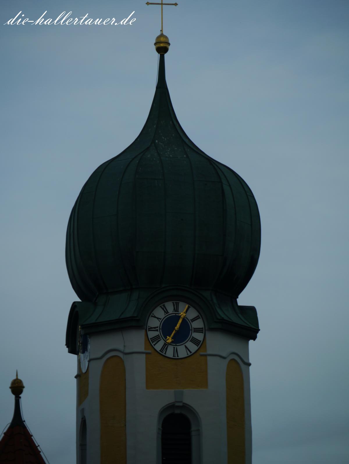 Kirchturmrätsel Hallertau