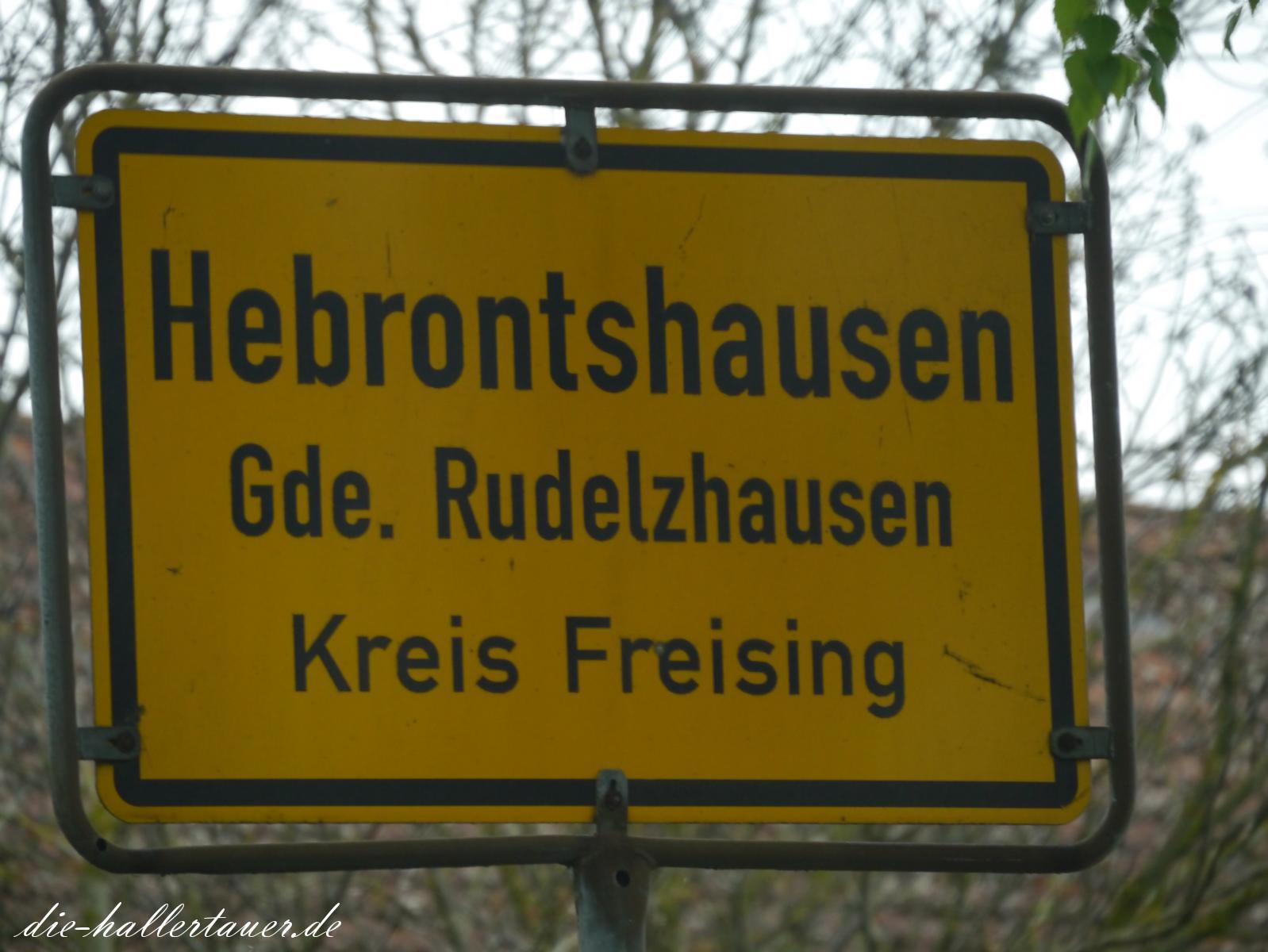 Hallertauer Geschichten Hebrontshausen