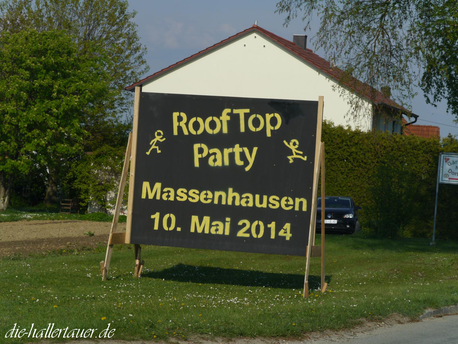 Roof Top Party Massenhausen