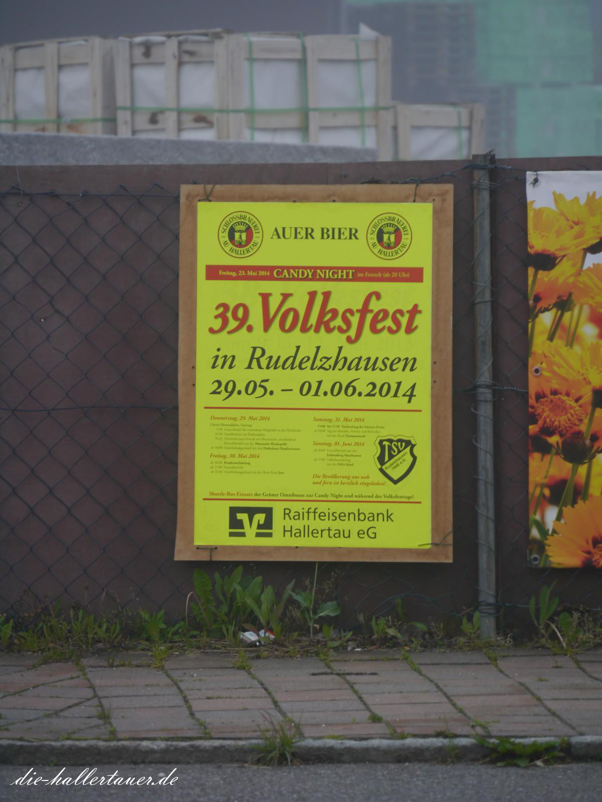 Volksfest Rudelzhausen