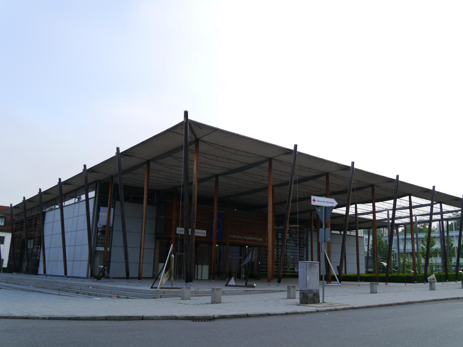 Hopfenmuseum