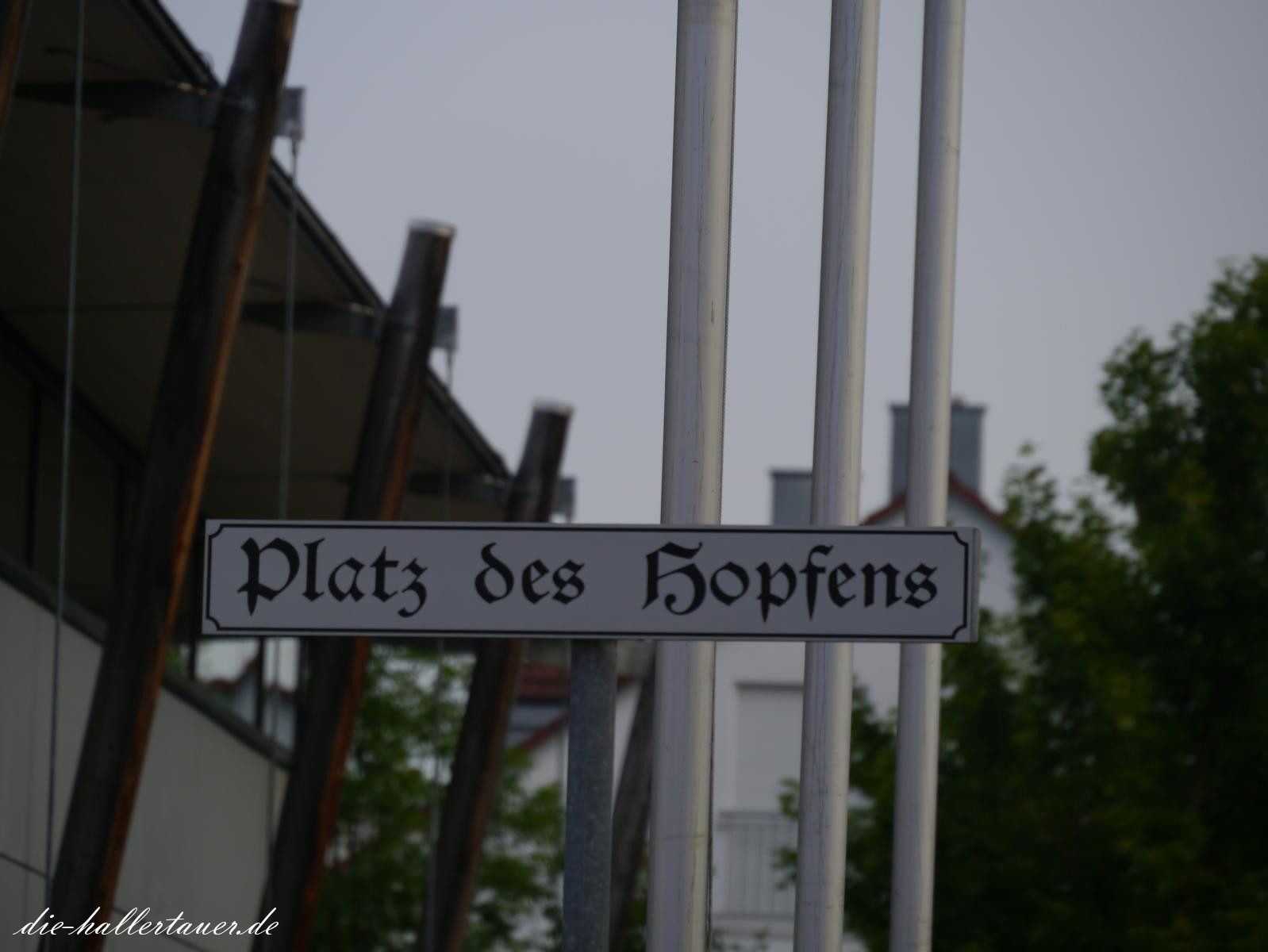 Platz des Hopfens