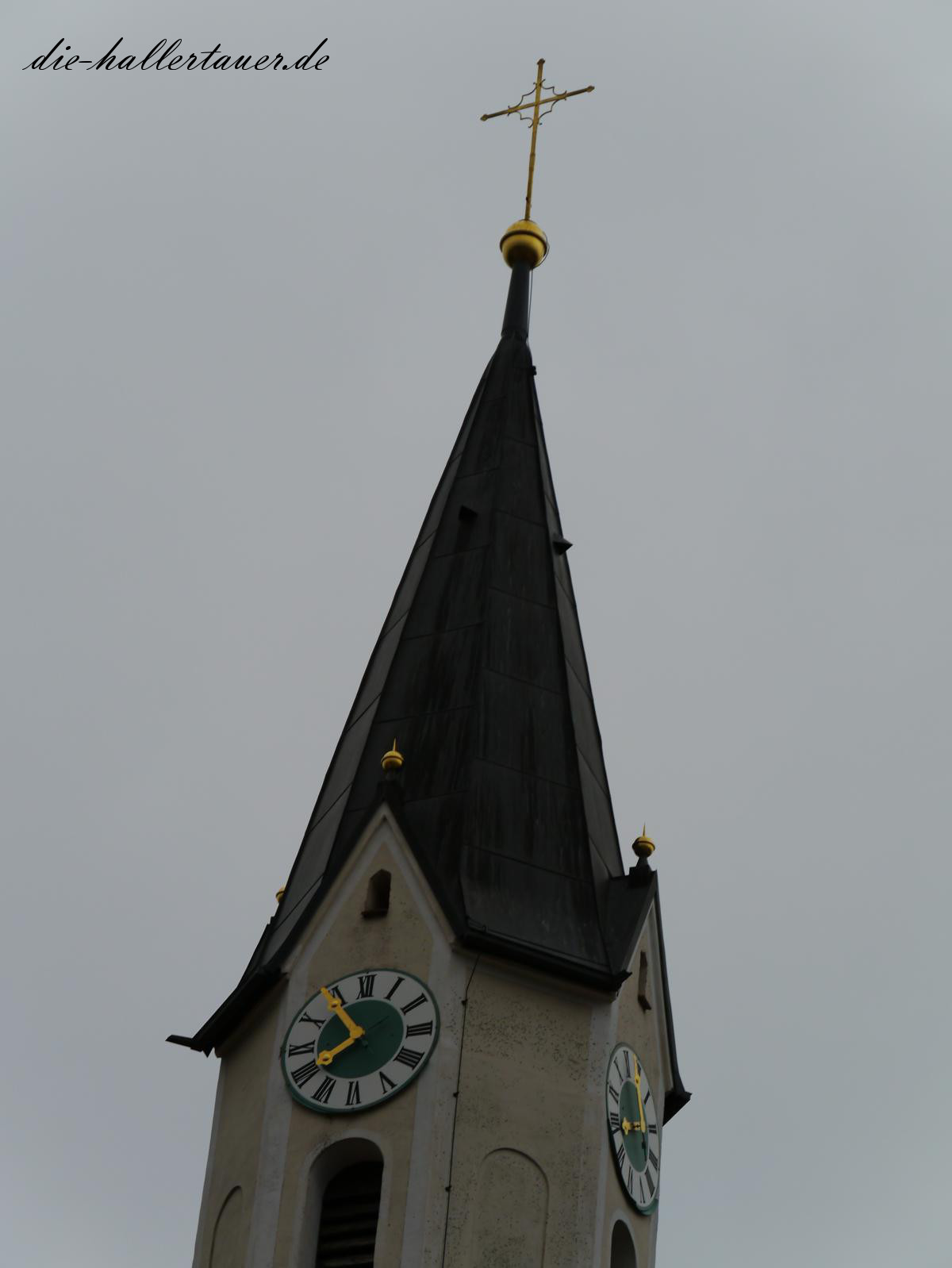 Kirche in der Hallertau